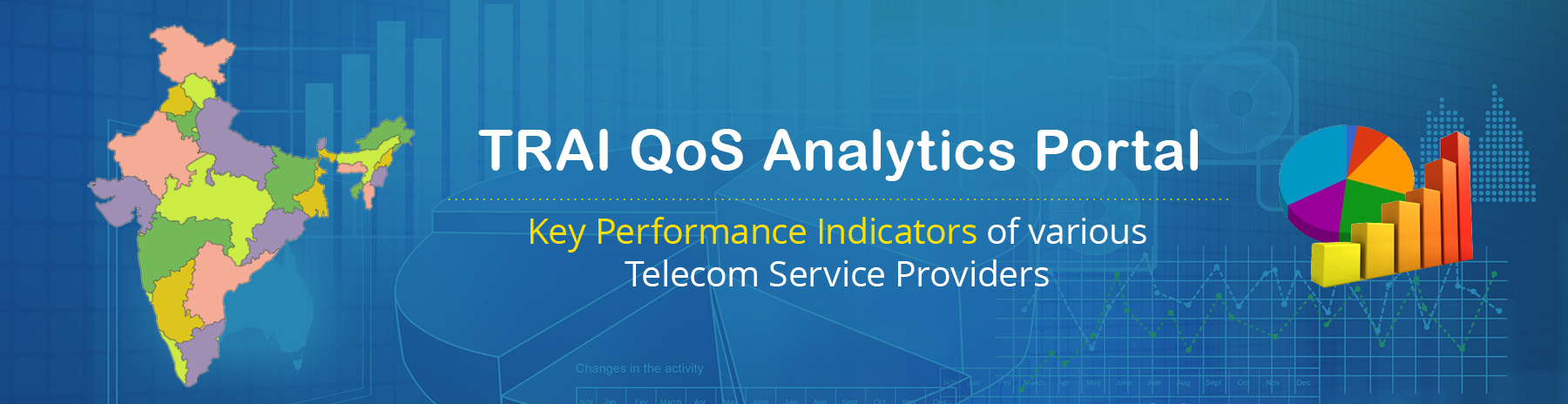 TRAI QoS Analytics Portal
